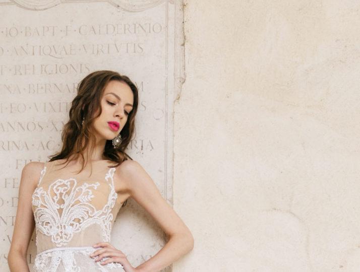 Свадебные платья коллекции Luxury by Rara Avis
