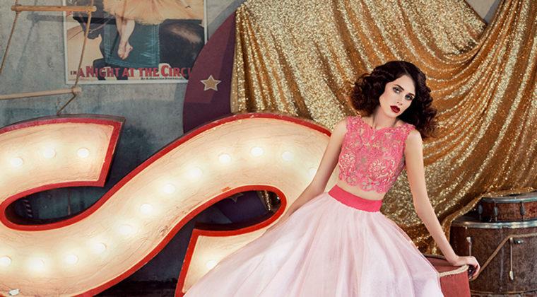 Свадебные платья коллекции Princess of the Circus by Tatiana Kaplun