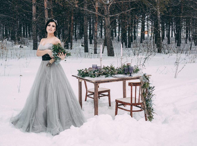 Фотосессия «Зимняя сказка»
