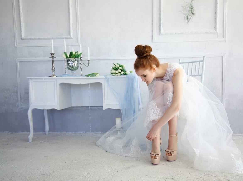 Фотосессия «Утро невесты Насти»