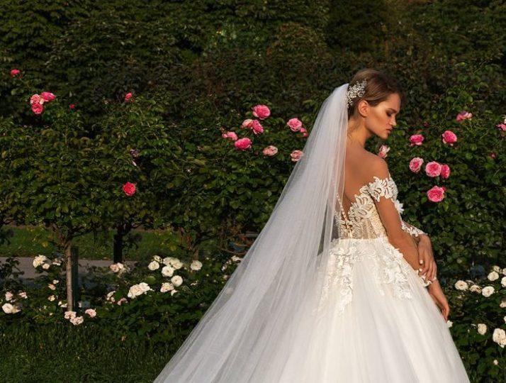 Свадебные платья коллекции Royal Garden by Crystal Design
