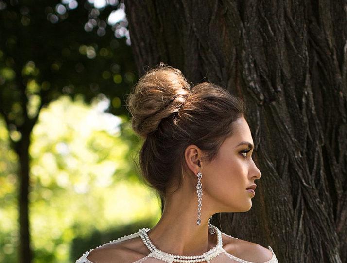 Свадебные платья коллекции Ida Torez Barcelona
