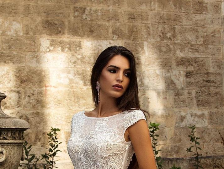 Свадебные платья коллекции Ida Torez Milagro