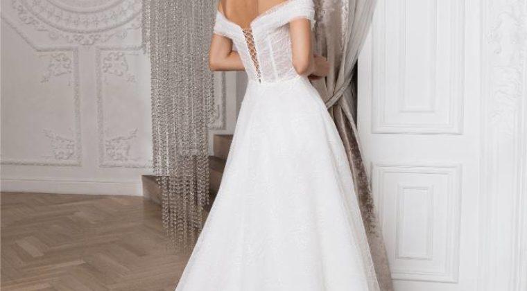 Новая коллекция свадебных платьев — Marry Mark glitter