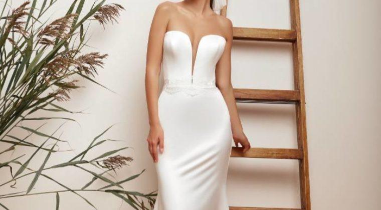 Новая коллекция свадебных платьев — Marry Mark minimalism