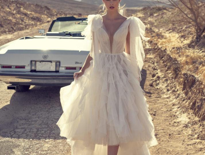 Новая коллекция свадебных платьев — Tatiana Kaplun 2021