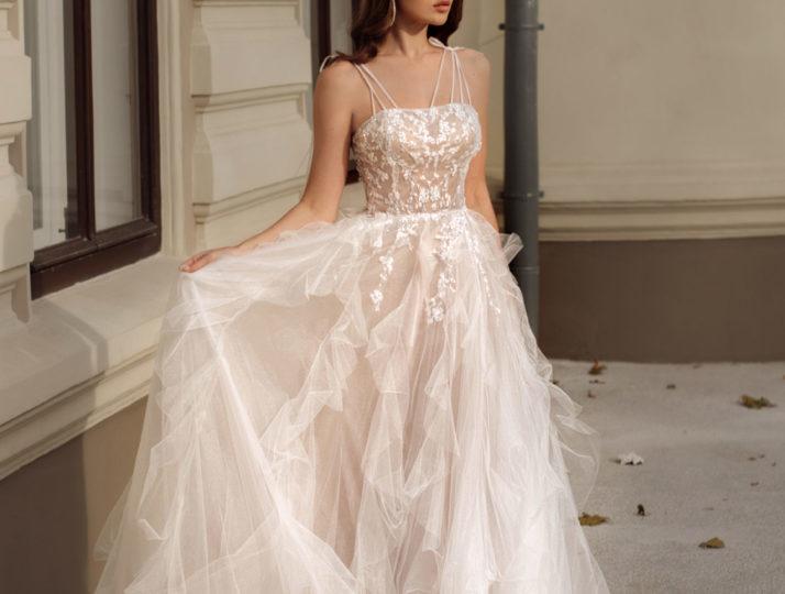 Свадебные платья коллекции JOZI
