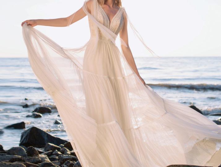 Новая коллекция свадебных платьев — Kookla 2021