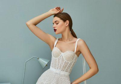 Новая коллекция свадебных платьев — Marry Mark minimalism 2021
